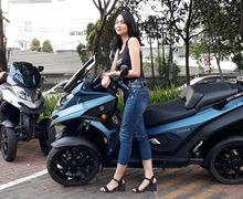 Dijual Rp 357 Jutaan, Skutik Roda 4 Qooder Bisa Diajak Cornering Seperti Motor MotoGP
