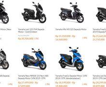Asyik Kredit Tanpa Bunga Untuk Yamaha NMAX dan Motor Lainnya, Dicicil Sama Dengan Beli Cash
