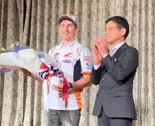 Jadi Sedih Lihatnya, Salam Perpisahan Jorge Lorenzo Bersama Tim Repsol Honda di HRC Thanks Day