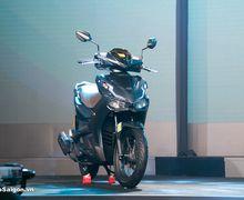 Punya Bodi Lebih Imut dari Aerox, Fitur Honda Air Blade 150 2020 Pakai Smart Key, Segini Harganya