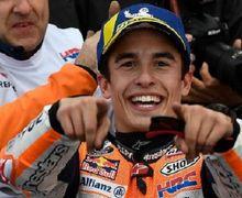 Enggak Nyangka, Bukan Valentino Rossi Yang Jadi Ancaman Terberat Marc Marquez di MotoGP 2020