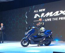 Harga Yamaha All New NMAX versi Standar Sudah Muncul, Ini Kira-kira Versi ABS Connected?