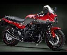 Akibat Tren Motor Retro, Mbah-nya Kawasaki Ninja Bakal Lahir Kembali