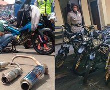 Puluhan Motor Menyalahi Aturan Diangkut Satlantas Polres Tulungagung, Polisi Tegas Bilang Begini