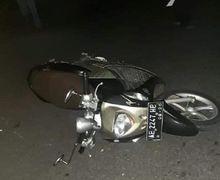 Yamaha Fino Misterius Gegerkan Warga Bantul, Tergeletak di Tengah Jalan, Pengendara Motor Hilang