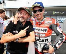 Unik Banget, Dua Mantan Pembalap Saling Idolakan Dinobatkan Bareng Jadi Legenda MotoGP, Satu Italia Satunya Spanyol