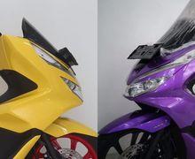 Bebas Pilih Warna, Segini Biaya Mengecat Full Body Motor Honda PCX 150 dan ADV150 di Astra Motor Painting Shop