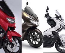 Perbandingan Harga Motor Matic 150 Cc, Yamaha All New NMAX, Honda PCX 150 dan ADV150, Mana Paling Murah?