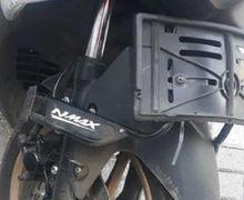 Grup Yamaha NMAX Mendadak Heboh, Lagi-lagi Soal Dudukan Pelat Nomor, Netizen: Masih Ane Pantau