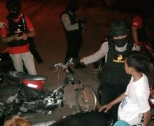 9 Remaja di Sukoharjo Pasrah Digiring Polisi, Motor Bodong Semua dan Ketahuan Nenggak Miras