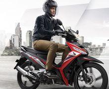 Kabar Gembira Bagi Pemilik Honda Supra Series, Parkiran Khusus Moge? Sudah Biasa, Parkiran Khusus Supra Baru Luar Biasa