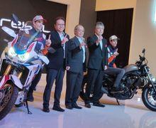 Gokil, Motor Baru Honda Punya Harga Setengah Miliar, Siap Diajak Keliling Dunia