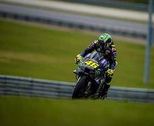 Wuih! Valentino Rossi Tampil Mengejutkan di Tes Pramusim MotoGP 2020, Marc Marquez Malah Merosot