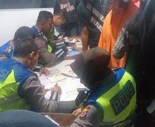 Waduh, Kenapa Nih Polisi Gelar Razia Kendaraan Malam-malam, Sampai Sita 10 Motor, 12 SIM dan 31 STNK