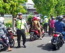 Asik Gak Takut Ditilang Lagi SIM atau STNK yang Ditahan Polisi Dianter ke Rumah, Cuma Bayar Rp 10 Ribu
