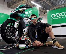 Mantul! Pembalap Indonesia Tambah Banyak di Balap Asia, Meskipun Gabung Tim Malaysia