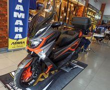 Asyik, Dealer Yamaha Ini Terima Cat Custom Buat Pembelian NMAX dan XSR 155, Cuma Nambah Biaya Segini!