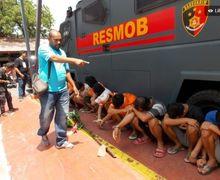 Debt Collector Jadi Target Khusus Razia Polisi 2020 Sudah 966 Pelaku Kejahatan Ditangkap