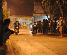 Gelar Razia Balap Liar, Polisi Amankan 55 Unit Motor Yang Menggunakan Knalpot Blong