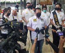 Kampanye Pencegahan Virus Corona, MPR dan PWI Berikan 1000 Paket Kesehatan Untuk Pemotor dan Wartawan