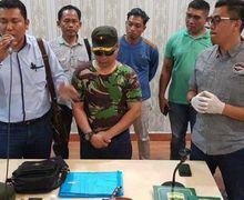 Gasak Yamaha Scorpio Plus Uang Tunai Jutaan Rupiah, TNI Gadungan Iming-Imingi Warga Lulus Akmil