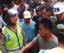 Ditilang Polisi Warga Kompak Melawan Hingga Kericuhan Tak Terhindarkan Polisi Militer Turun Tangan