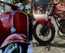 Bikin Pecinta 2-tak Gak Bisa Tidur, Bodi Yamaha Rx-King tapi Mesinnya Aneh,  Cuma Ada di Indonesia Nih