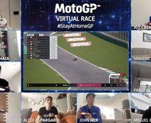 Bukan Marc Marquez, Tapi Alex Marquez yang Sukses Juara Balap Virtual MotoGP Seri Pertama