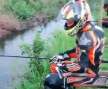 Kocak, Video Pembalap Indonesia Ngaku Jadi ODP Gara-gara Virus Corona, Begini Kegiatannya Saat Tidak Ada Balap