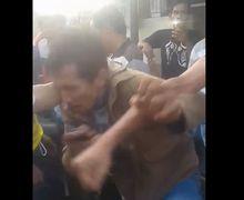 Ketinggalan Tim Muka Debt Collector Bonyok Ditonjok Warga Disekap dan Ditahan Sebagai Begal Jalanan