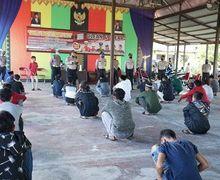 Nah Kan, Masih Nekat Balapan Liar di Tepi Pantai Sehabis Sahur, 81 Remaja Diamankan Polisi