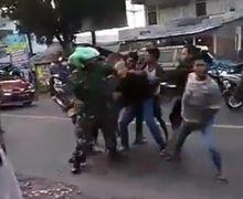 4 Pemuda Brutal yang Nekat Keroyok Anggota TNI AL Kena Batunya, Korban Diserang Saat Naik Motor, Kepala Luka-luka