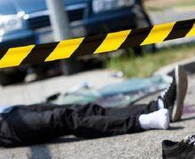 Miris, Bocah 13 Tahun Tabrak 8 Motor Pakai Mobil Didampingi Ayahnya, Satu Orang Tewas