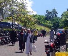 Jalanan Langsung Macet, Video 10 Pasien Positif Virus Corona Kabur dari Karantina, Pemotor Berhamburan
