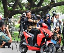 Terkuak, Pemenang Lelang Motor Listrik Presiden Jokowi Ternyata Seorang Buruh
