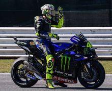 Belum Jelas Masa Depannya di MotoGP, Valentino Rossi Minta Yamaha Fokus Sama Quartararo dan Vinales