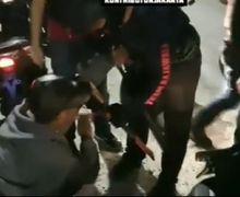 Tegang! Video Pengejaran Tim Rajawali Meringkus 4 Pemuda di Cilincing, Parang di Dalam Jaket Bikin Pelaku Gak Berkutik