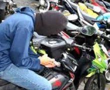 Nasib Sial Menimpa Pemilik Honda Beat, Hadiri Acara Ultah Motornya Raib Digasak Maling Motor