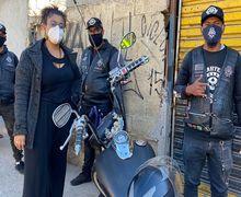 Viral Geng Motor Jadi Pahlawan di Tengah Pandemi Virus Corona, Berawal dari Berita Hoax Soal Covid-19