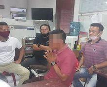 Debt Collector Ngaku Polisi Ancam Tembak Tukang Tambal Ban Minta Uang Damai Rp 5 Juta Ketika Memalak Ditangkap Polisi