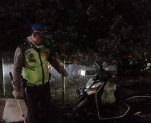 Dengkul Gemetar, Diduga Hilang Kendali, Pemotor Tewas Setelah Terjun dari Flyover Green Lake