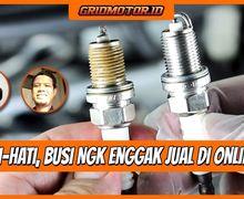 Bongkar Produksi Busi untuk Pabrikan Motor Indonesia, Ternyata NGK Tidak Jualan Online