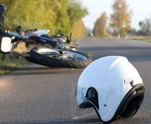 Yamaha NMAX Adu Banteng Dengan Truk, Pengemudi Dan Boncenger Tewas Di Tempat