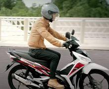 Aje Gile Bro, Napas Honda Supra X 125 Gak Abis-abis Cuma Modal Filter Udara Seharga Rp 25 Ribuan, Serius Nih?