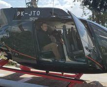 Gara-gara Naik Helikopter Ketua KPK Firli Bahuri Dinilai Langgar Kode Etik, Koleksi Motornya Bikin Kaget