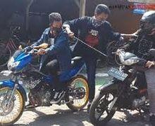 Pemotor Dibacok Begal Sadis di Bekasi, HP dan Nyawa Korban Raib