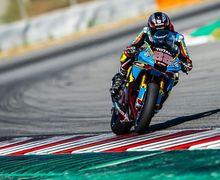 Hasil Kualifikasi Moto2 Aragon 2020, Sam Lowes Raih Pole Position, Pembalap Indonesia Mulai dari Urutan Segini