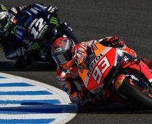Hasil Tes MotoGP Jerez 2020, Rossi Gak Berkutik Vinales Mengejutkan