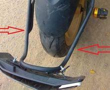 Jungkir Balik dan Tertimpa Motor Para Pemakai Yamaha NMAX Mengaku Apes Gara-gara Part Murahan Ini
