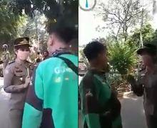 Geger Video Driver Ojol Sok Jagoan Bentak-bentak Anggota Satpol PP, Kasatpol Langsung Bereaksi